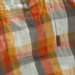 Merrell Shirts - Men's MERRELL Reversible casual Short Sleeve Shirt